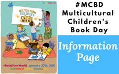 2018 Multicultural Children's Book Day Information