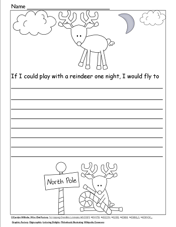 Reindeer-writing