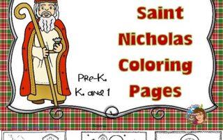 Saint-Nicholas-free-coloring-pages