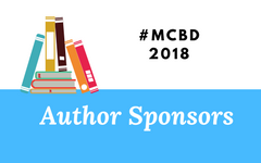Author Sponsors for MCBD 2018