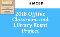 2018 Offline Classroom and Library Event Project