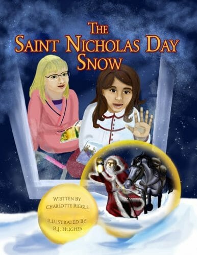 The Saint Nicholas Day Snow Book for Children