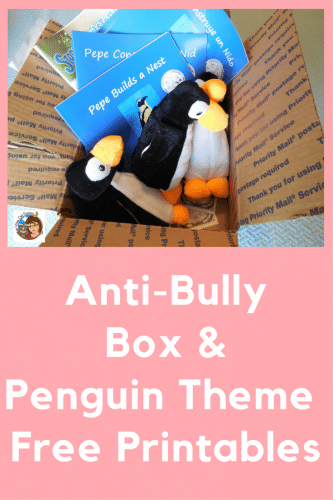 Anti-bully-box-and-free-printables-with-Penguin-theme