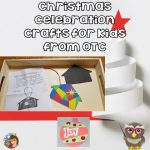 Christmas Celebration Crafts for Kids from OTC