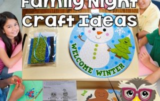 Teen-Led-Family-Night-craft-ideas