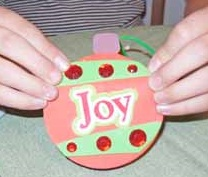 joy-ornament assembled