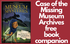 The Case of the Missing Museum Archives by Brezenoff Free Student PDF
