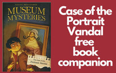 The Case of the Portrait Vandal Freebie Supplement