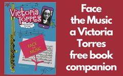 Victoria Torres Face the Music Work Pages