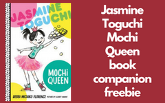 Jasmiine Toguchi Mochi Queen free book companion