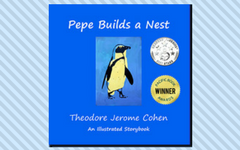Pepe Builds a Nest Book Blog Post