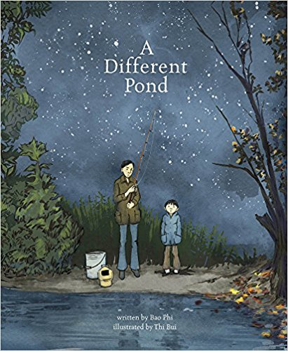 A Different Pond Book Companion Freebie