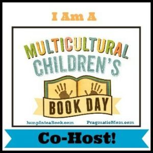 I am a Multicultural Children's Book Day 2018 Co-Host