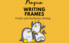 Penguin Writing Frames Creative and Nonfiction