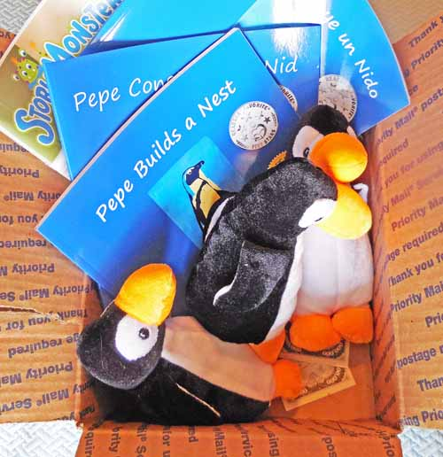 order-from-Theodore-Jerome-Cohen-Pepe-books-in-3-languages