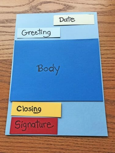 student-created-letter-writing-template