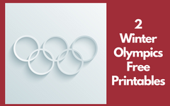 2 Winter Olympics Freebies