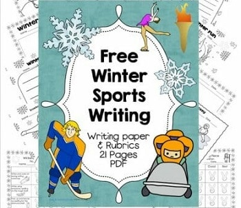 Free Winter Sports Writing