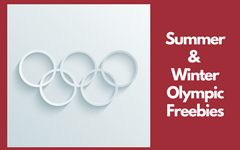 Olympic Winter and Summer Sports Free Resources