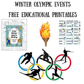 2 Winter Olympics Freebies