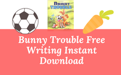 Bunny Trouble by Hans Wilhelm Free Work Pages