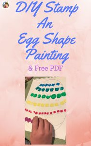 DIY-shape-stamp-an-Easter-egg-shape-on-watercolor-paper-activity