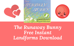 Free Printable for The Runaway Bunny