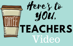 Video Here is to You Teachers