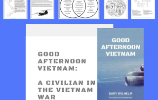 discussion-guide-Good-Afternoon-Vietnam-book-secondary-education