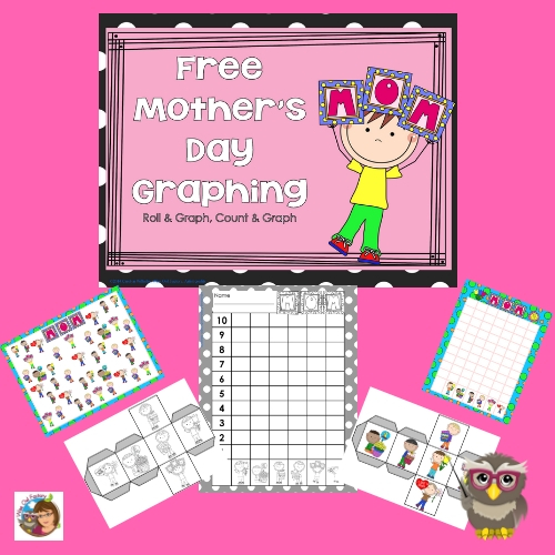mothers-day-graphing-activities