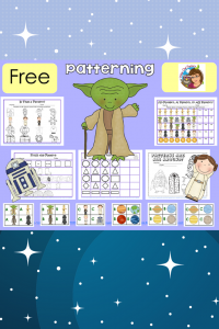 space theme patterning free download