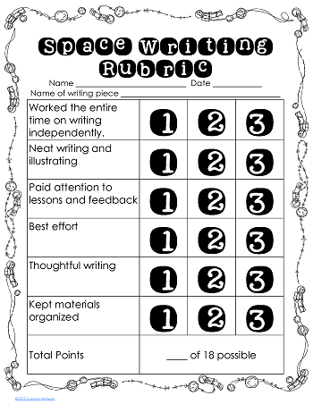 rubric-for-space-writing-prompts-and-writing-frames