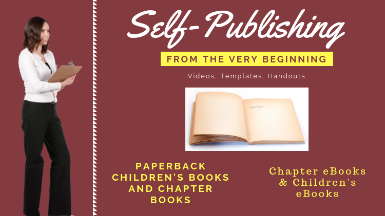 self-publishing from the very, very beginning