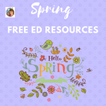 Spring Learning Free Instant Download Resources