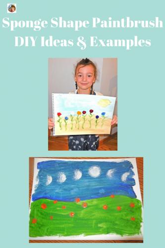 DIY-Sponge-Painting-Ideas-shape-brushes
