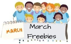 March Freebies