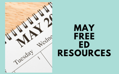 May Free Educational Resources