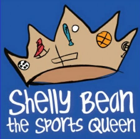 shelly-bean-sports-queen-book-review-on-Frantic-Mommy-blog