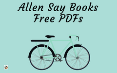 Allen Say Book Companion Freebies