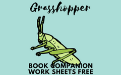 Are You a Grasshopper? Free Printable