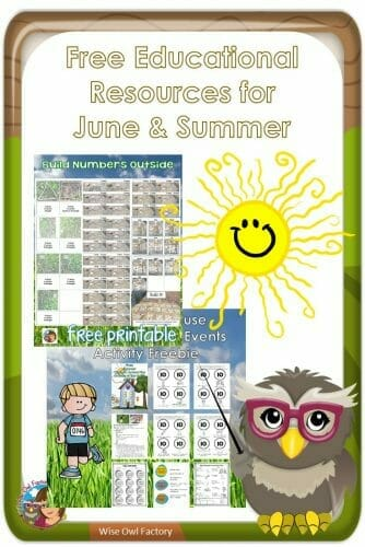 June-free-educational-resources-Pre-k-through-elementary-grades
