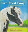 Our First Pony book