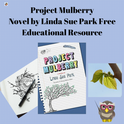 Project-Mulberry-by-Linda-Sue-Park-free-educational-resource-PDF