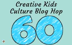 Creative Kids Culture Blog Hop #60 and Shelly Bean Books