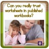 can you trust published worksheets