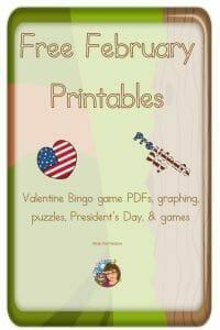 free-February-elementary-ed-resources