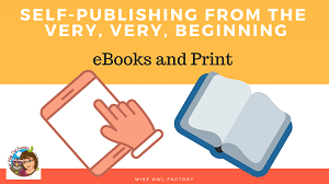 Self-publishing class by Carolyn Wilhelm on UDEMY