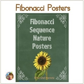 Fibonacci Posters Free Nature Photos Classroom Display