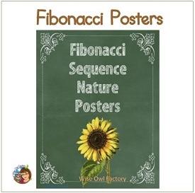 Fibonacci Posters Free Nature Photos Classroom Display