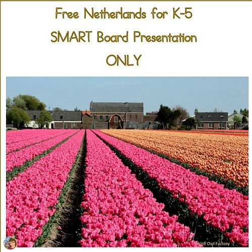 The-Netherlands-SMART-Board-presentation
